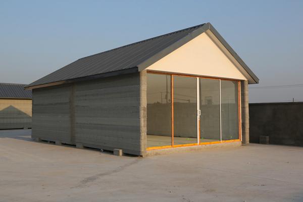 WinSun 3D Printed House