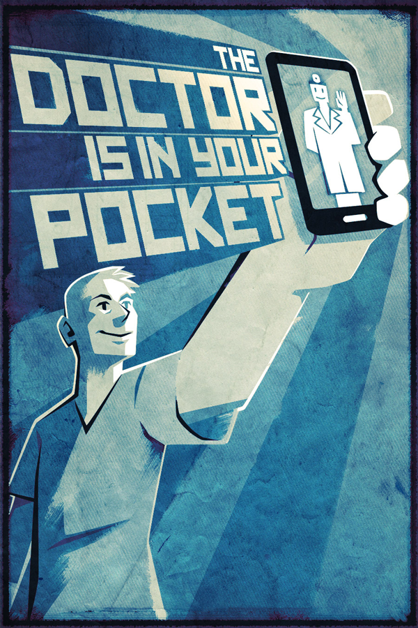 The Doctor Is In Your Pocket