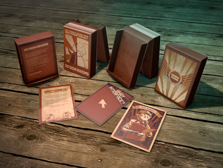 The Design Axioms set of 21 cards will be available in April, 2012.