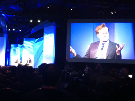 Conan O'Brien at The Cable Show