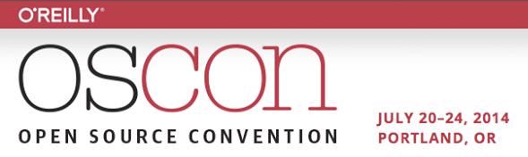 OSCON2014 logo